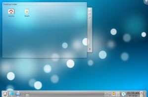 Pardus desktop