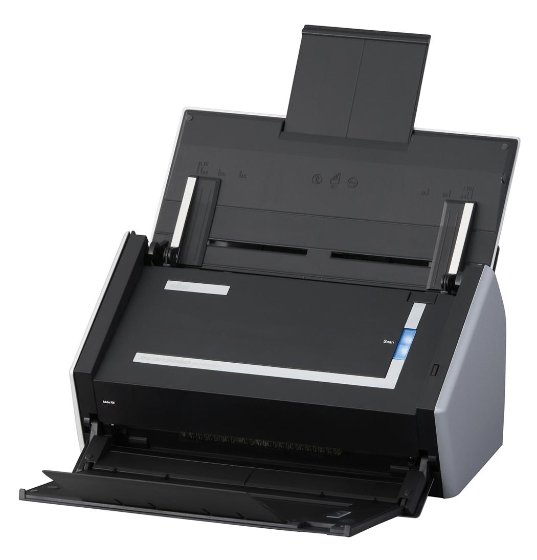 Scanner Fujitsu ScanSnap S1500  Macalgas Blog